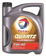 Olio motore - Total Lubrificante Quartz