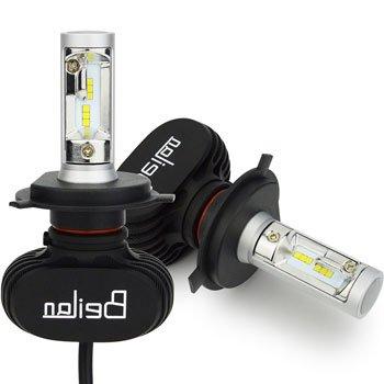 LED-Auto---BeiLan-H4-HB2-9003-LED-Lampadine-Fari-Anteriori-