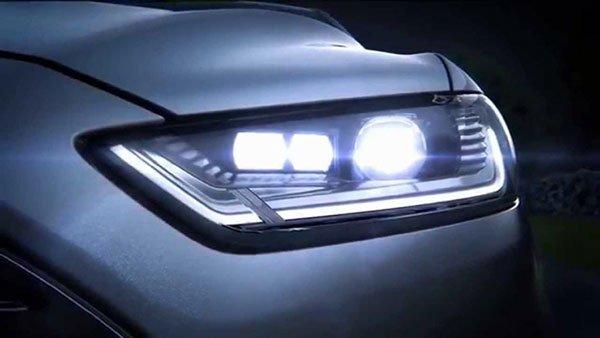 LED-auto-fanale-anteriore