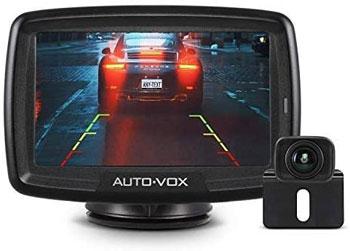 Sensori di parcheggio - AUTO-VOX CS-2 Telecamera Retromarcia Wireless Digitale